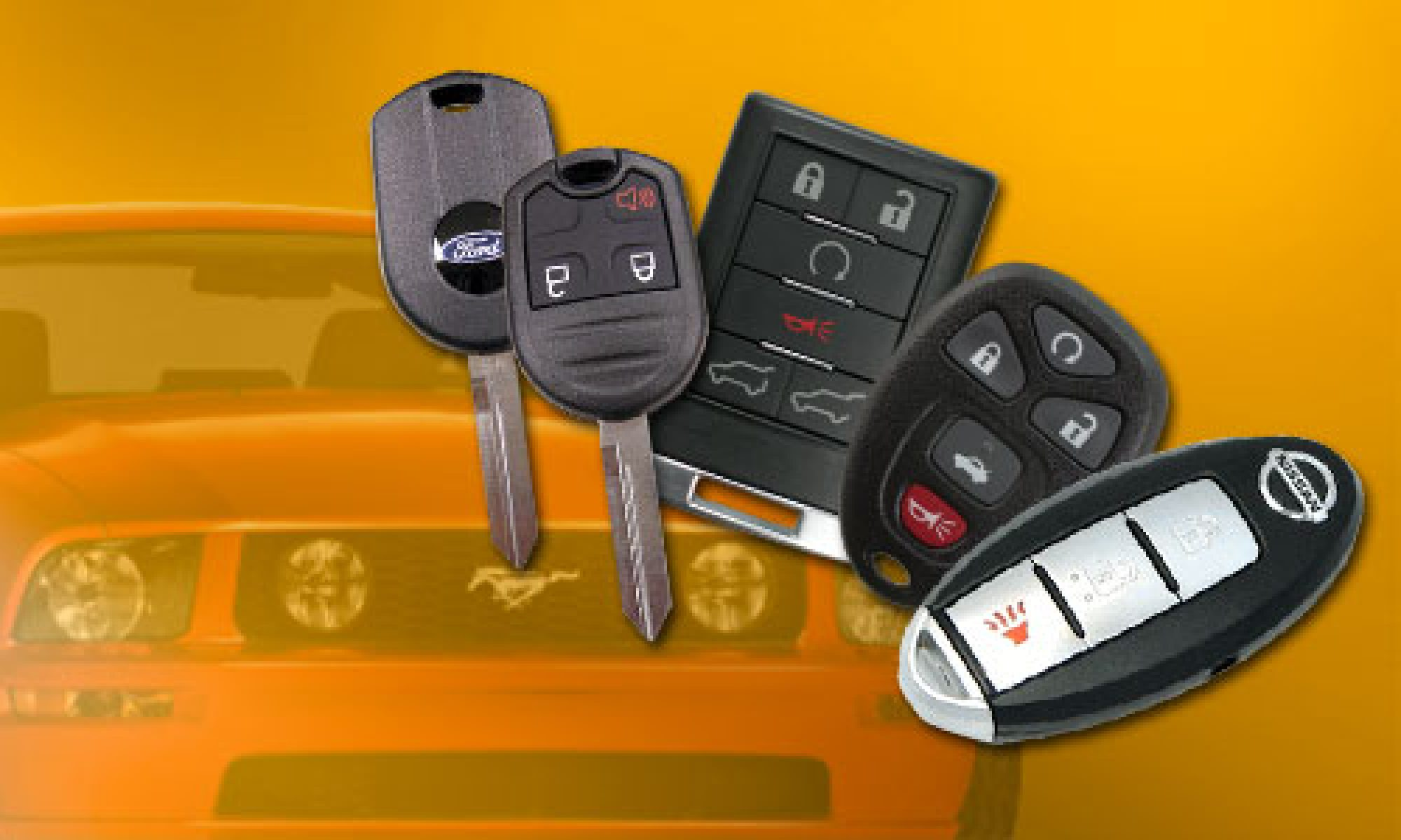 Transponder Keys and Remotres